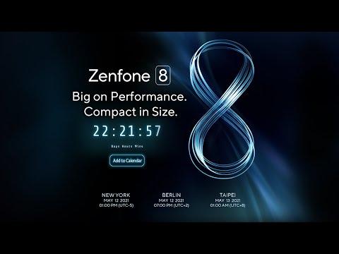 ASUS Zenfone 8 series Launch Event