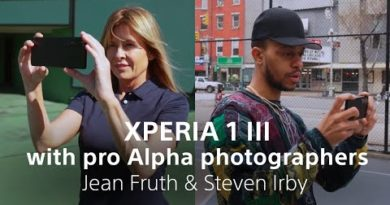 Xperia 1 III – Storytelling through photography with Alpha photographers Jean Fruth & Steven Irby