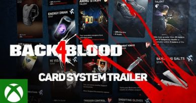 Back 4 Blood - Card System Trailer