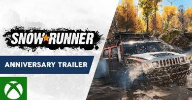 SnowRunner - Anniversary Trailer
