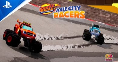 Blaze and the Monster Machines Axle City Racers - Announce Trailer | PS4