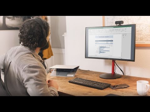 Work & Play From Home With Acer Accessories | Acer