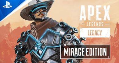 Apex Legends - Mirage Edition Trailer | PS5, PS4