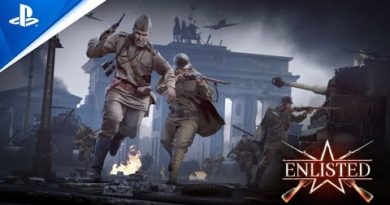 """Enlisted - """"At the Reichstag Walls"""" Update Trailer   PS5"""