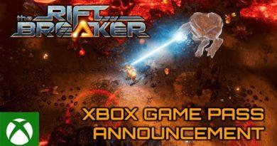 The Riftbreaker Xbox Game Pass Announcement