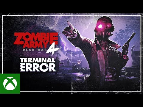 Zombie Army 4: Dead War - Terminal Error