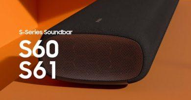 Soundbar - S60A: Official Introduction | Samsung