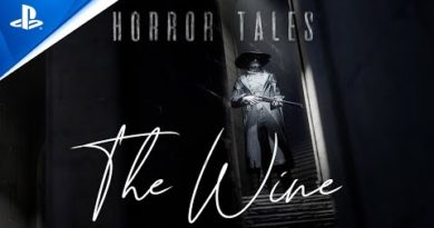 Horror Tales: The Wine - Announcement Trailer   PS5, PS4