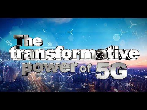 Brian Hendricks – Transformative Power of 5G