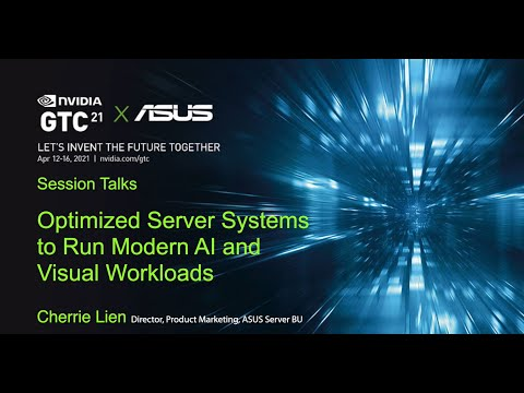ASUS x AMD Webinar - Driving the Future of Data Centers with AMD EPYC 7003 Processors