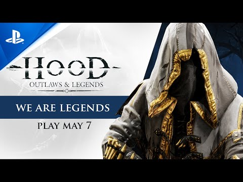 Hood: Outlaws & Legends - We are Legends Trailer | PS5, PS4