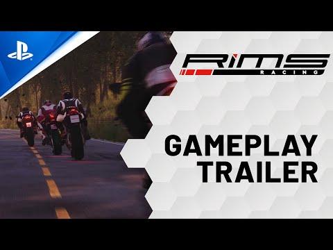 RiMS Racing - Gameplay Trailer | PS5, PS4