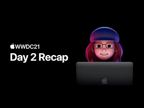 WWDC21 Day 2: Byte Passwords! | Apple