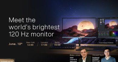 ProArt Masters' Talks X HDTVTest Vincent Teoh   ASUS ProArt Display PA32UCG