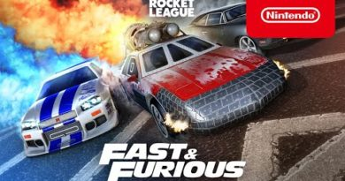 Rocket League - Fast & Furious Bundle Trailer - Nintendo Switch
