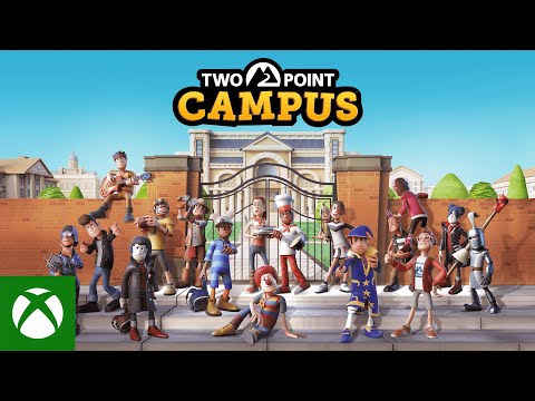 Two Point Campus Coming to Xbox in 2022