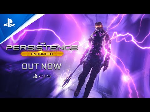 The Persistence Enhanced - Update Launch Trailer   PS5