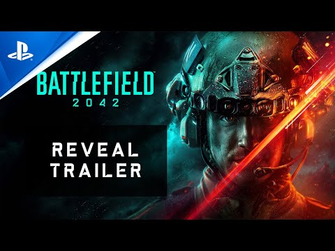 Battlefield 2042 - Official Reveal Trailer (ft. 2WEI) | PS5, PS4