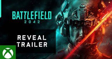 Battlefield™ 2042 Official Reveal Trailer (ft. 2WEI)