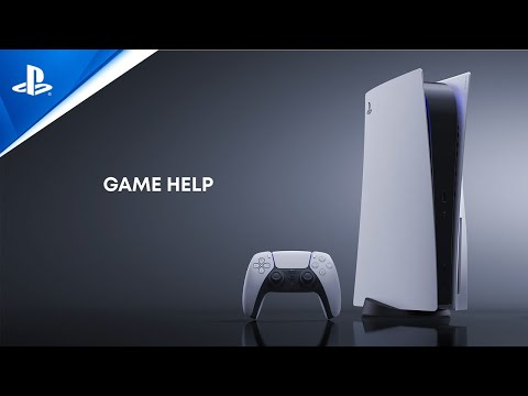 A closer look at PS5's Game Help feature