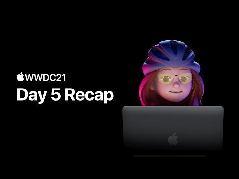 WWDC21 Day 5: Appmazing | Apple