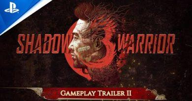 Shadow Warrior 3 - Gameplay Trailer 2 | PS4