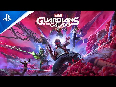 Marvel's Guardians of the Galaxy - Official Reveal Trailer | PS5, PS4