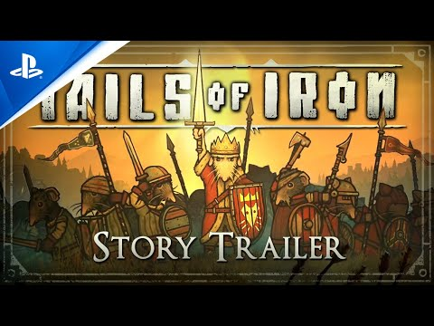 Tails of Iron - Animated Story Trailer | PS5, PS4