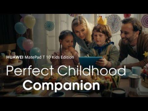 HUAWEI MatePad T 10 Kids Edition – Perfect Childhood Companion