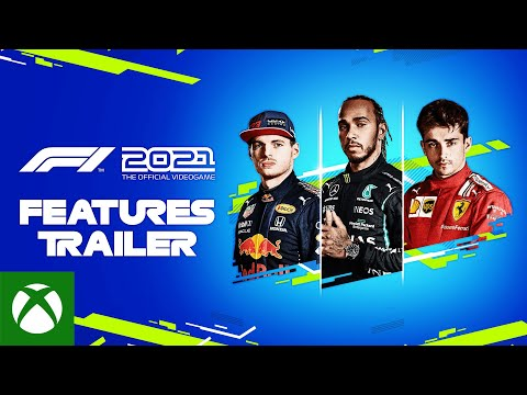 F1® 2021 | Features Trailer