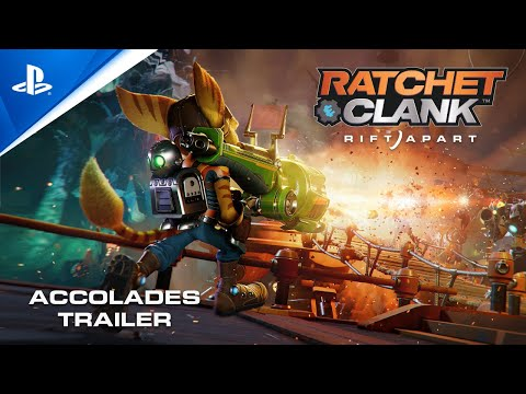 Ratchet & Clank: Rift Apart – Accolades Trailer I PS5