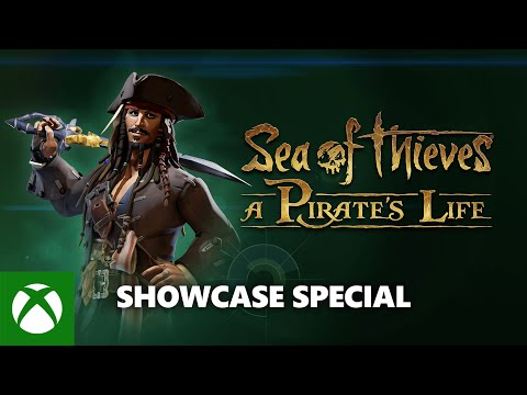 Sea of Thieves: A Pirate's Life Showcase