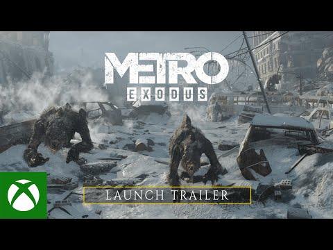 Metro Exodus - Xbox Series X|S Launch Trailer