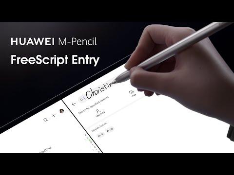 HUAWEI M-Pencil - FreeScript Entry