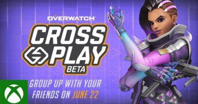 Overwatch   Cross-Play Launch Trailer