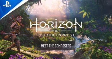 The music of Horizon Forbidden West: meet the composers