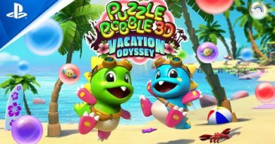 Puzzle Bobble 3D: Vacation Odyssey - Announce Trailer | PS5, PS4, PS VR