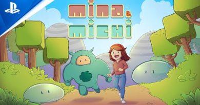 Mina & Michi - Launch Trailer | PS5, PS4