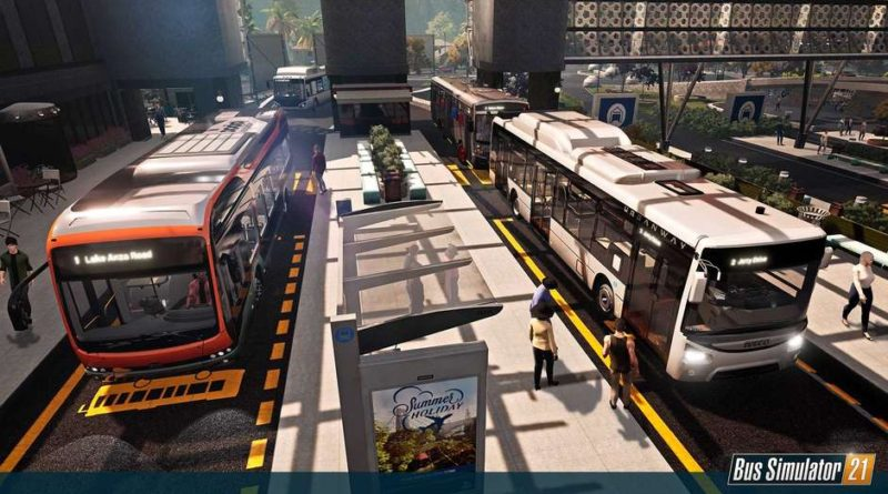 Brand Family in Bus Simulator 21 Revealed