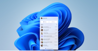 First Preview of Chat from Microsoft Teams begins rolling out to Windows Insiders