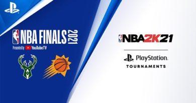 NBA 2K21 PlayStation Tournaments : NBA Finals