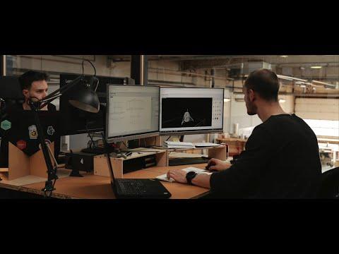 Lenovo Workstations & SAGA Space Architects