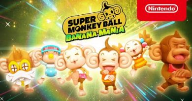 Super Monkey Ball Banana Mania - Wondrous Worlds - Nintendo Switch