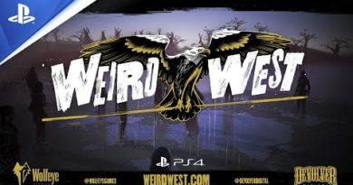 Weird West | 'Journeys' Trailer | PS4