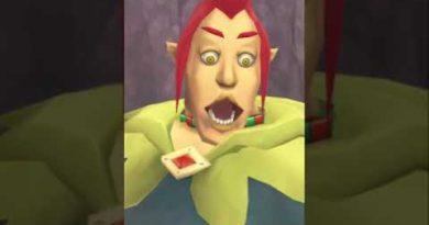 Groose! - The Legend of Zelda: Skyward Sword HD #Shorts