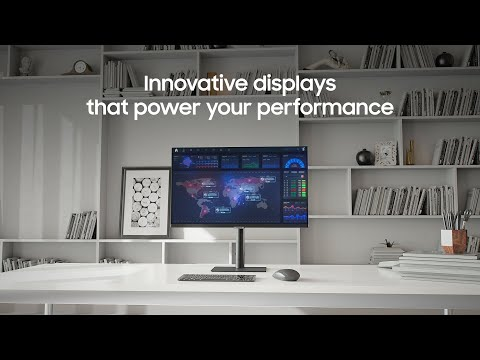High Resolution Monitors: Innovative displays for your working from home