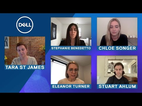 Dell Talks Live - Fashion Forward: Building a sustainable future in fashion