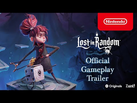 Lost in Random - Official Gameplay Trailer - Nintendo Switch