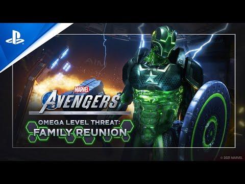 Marvel's Avengers - Omega-Level Threat: Family Reunion Trailer | PS5, PS4