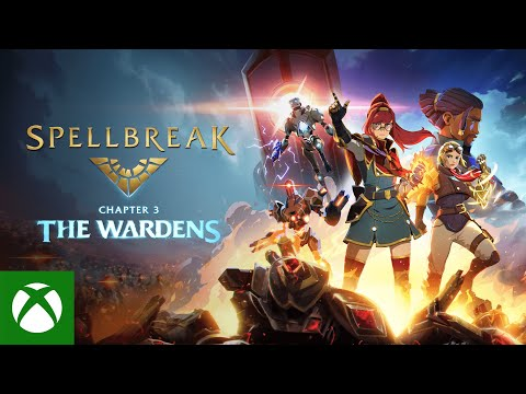 Spellbreak | Chapter 3: The Wardens Trailer